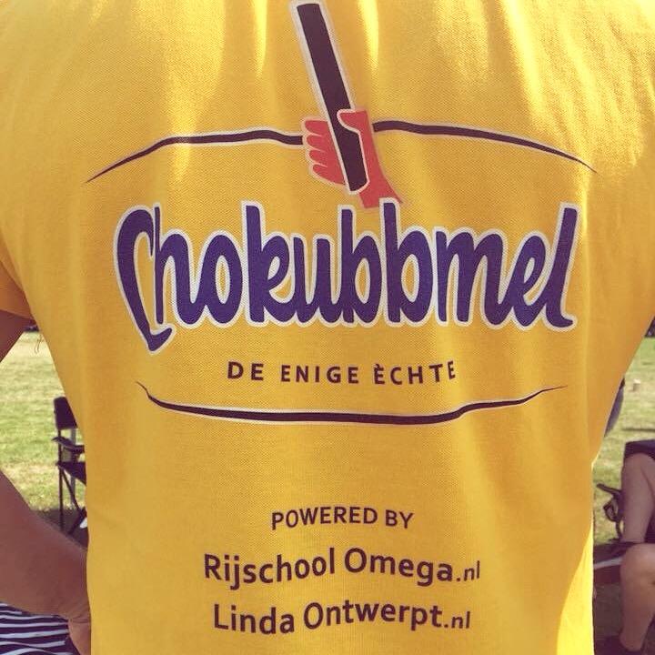 Ontwerp logo kubb Chokubbmel
