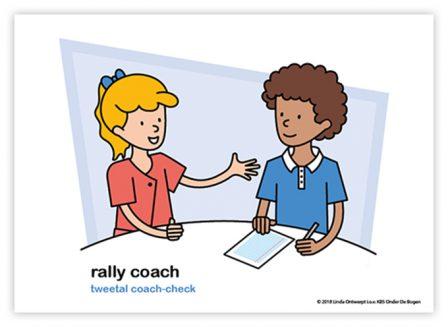 Dagritmekaart bovenbouw rally coach