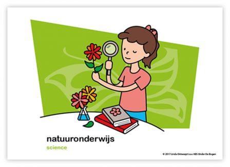 Dagritmekaart bovenbouw natuuronderwijs