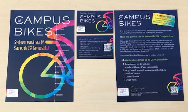USP Campus Bikes Stationary