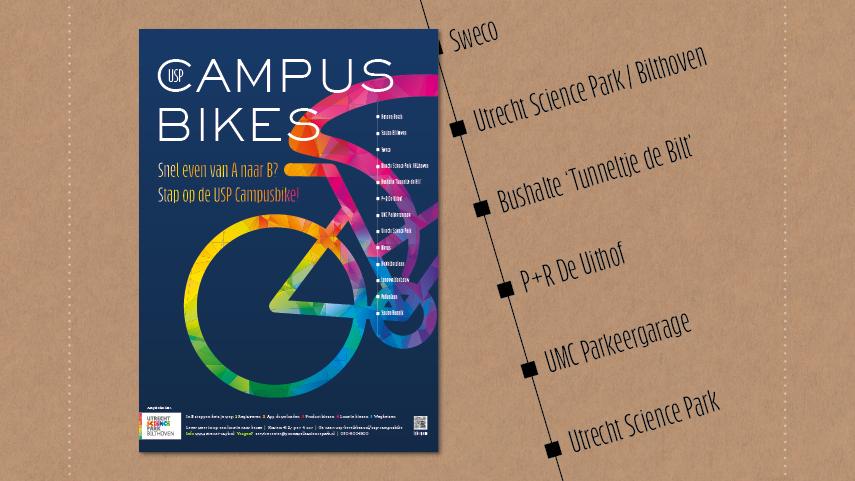 USP Campus Bikes