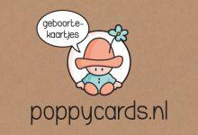 Blog Poppycards geboortekaartjes