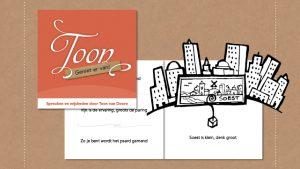 Illustreren Spreukenboekje Toon van Doorn