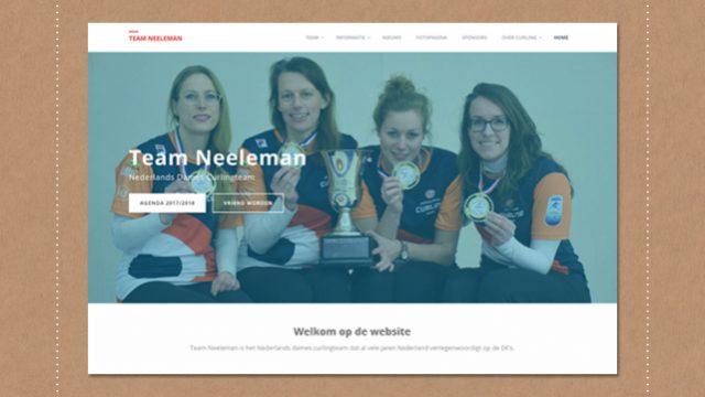 website damescurling