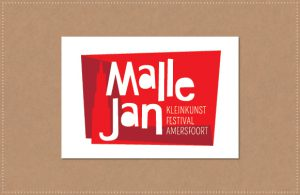 ontwerp Logo Mallejan Kleinkunstfestival