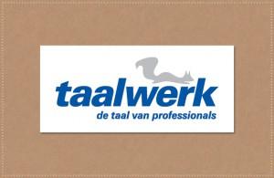 ontwerp Logo Taalwerk