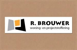ontwerp Logo R. Brouwer
