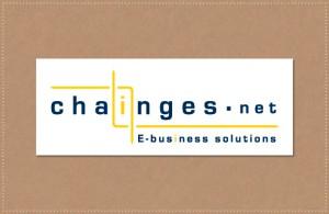 ontwerp Logo Chainges.net