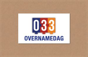 logo ontwerp 033 Overnamedag