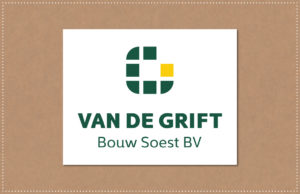 logo ontwerp van de grift bouw soest