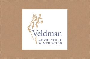 logo ontwerp Veldman Advocatuur & Mediation
