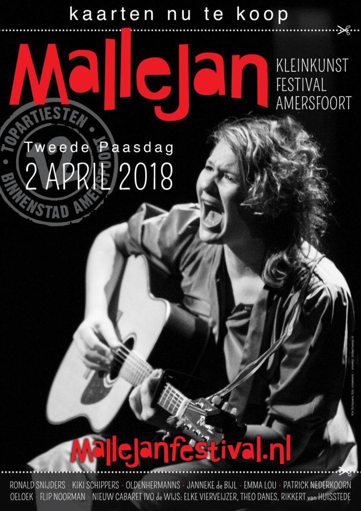 Mallejan poster 2018