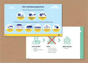 grafisch ontwerp vormgeving powerpoint keynote presentatie
