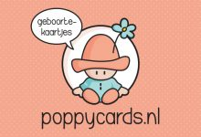 Poppycards geboortekaartjes